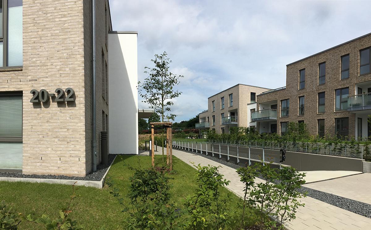 Architekt Flensburg wohnen am wasserturm jörn simonsen architekt